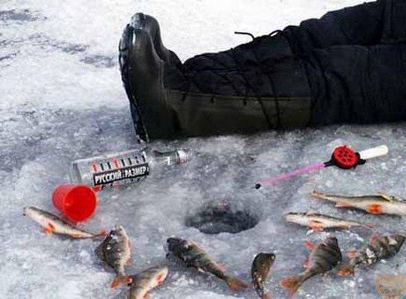 Рыбалка - дело клевое (15 фото)