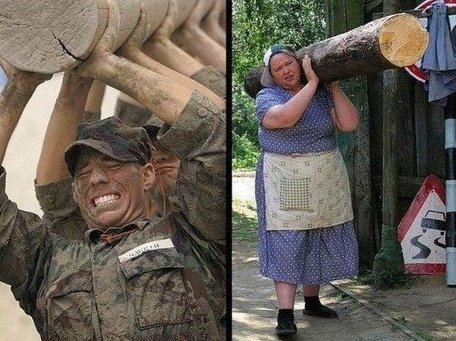 Женщины, которые вдохновляют и пугают одновременно (10 фото)