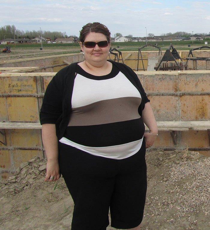 3 простые вещи помогли ей скинуть целых 65 килограмм