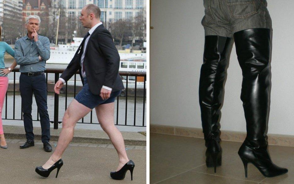 Фото смешные мужчины в туфли