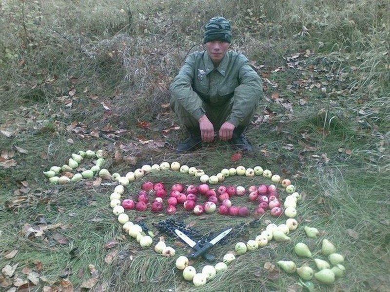 Сельская романтика (12 фото)