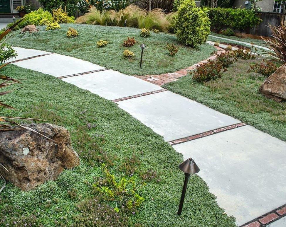 12 великолепных идей, как оформить дорожку у себя во дворе