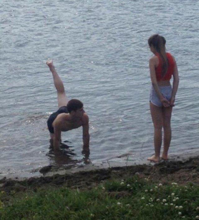 А как вы провели свое лето? (12 фото)
