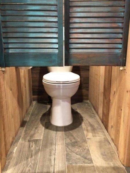 Добро пожаловать в прикольные туалеты (12 фото)