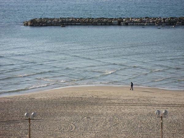 Если вы видите такие волны, лучше не заходить в воду