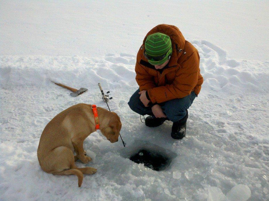12 смешных случаев, когда зимняя рыбалка затянулась