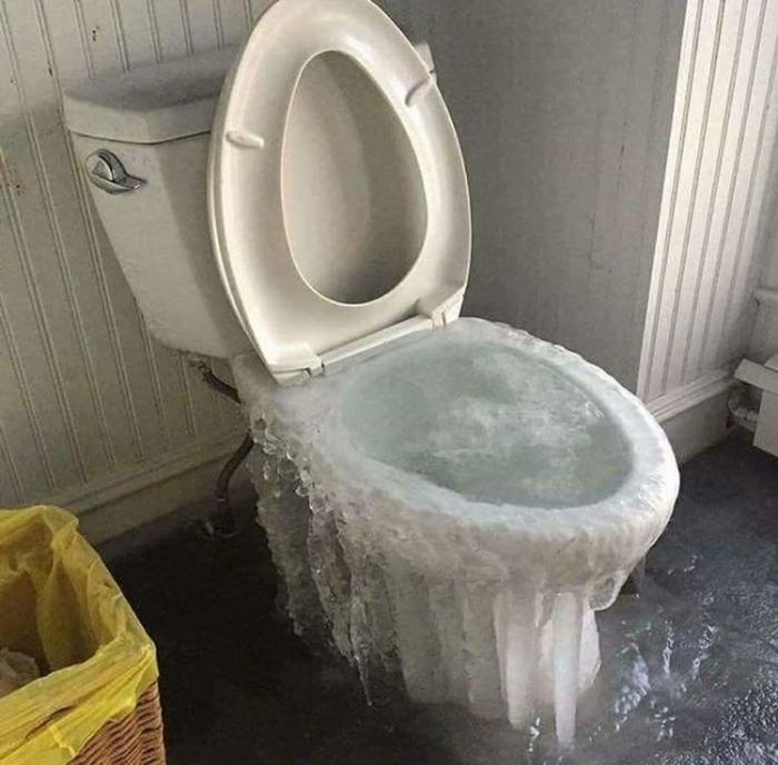 13 последствий суровой зимы