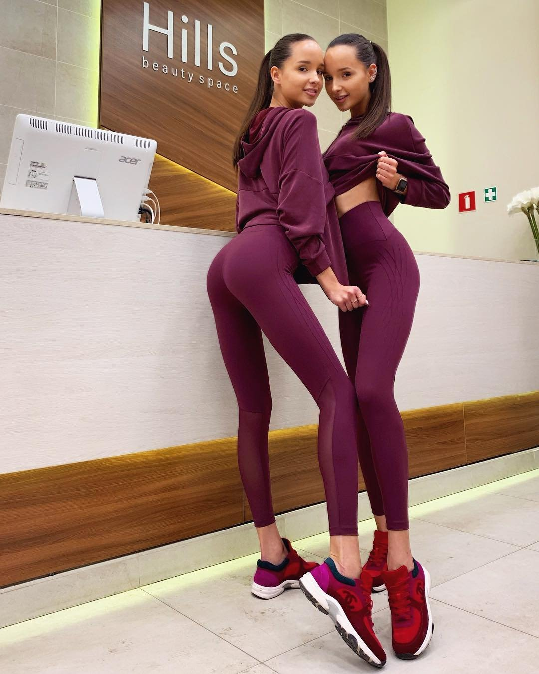 Rainbow striped lgbt flag womens gym yoga pants fashion workout pants girls clothing women