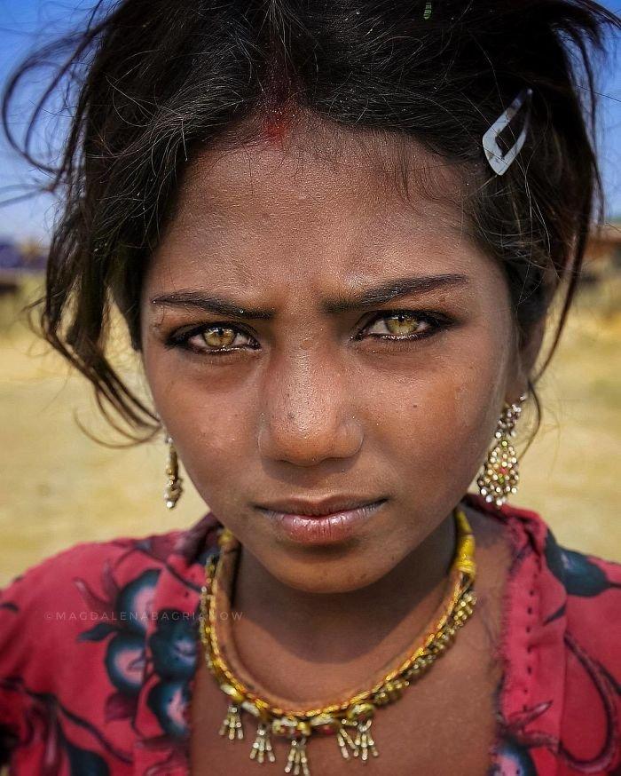 Польский фотограф объездила всю Индию, чтобы показать невероятную красоту местных людей