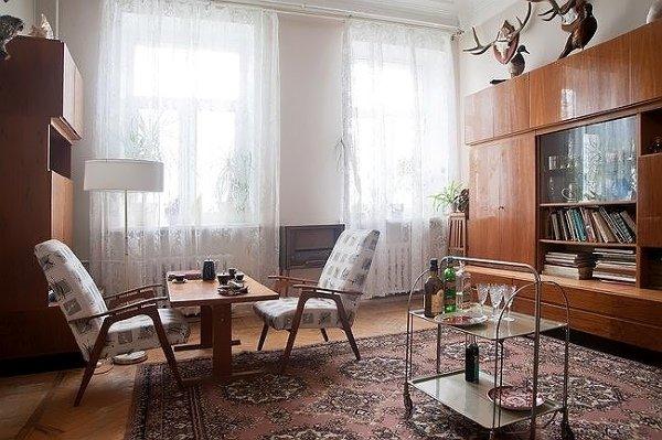 16 примеров знакомого всем из детской поры интерьера времен СССР