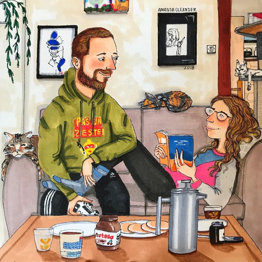 35 вещей, которые поймут только те, кто уже давно в отношениях