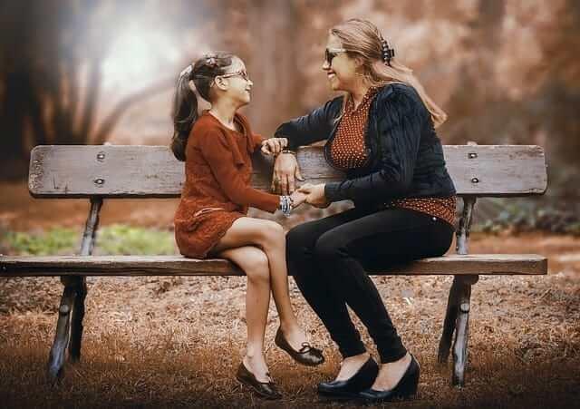 Ученые: чем больше времени вы проводите с мамой, тем дольше она проживет