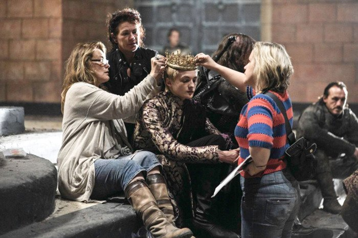 20 закадровых снимков «Игры престолов» — одного из самых популярных сериалов в мире