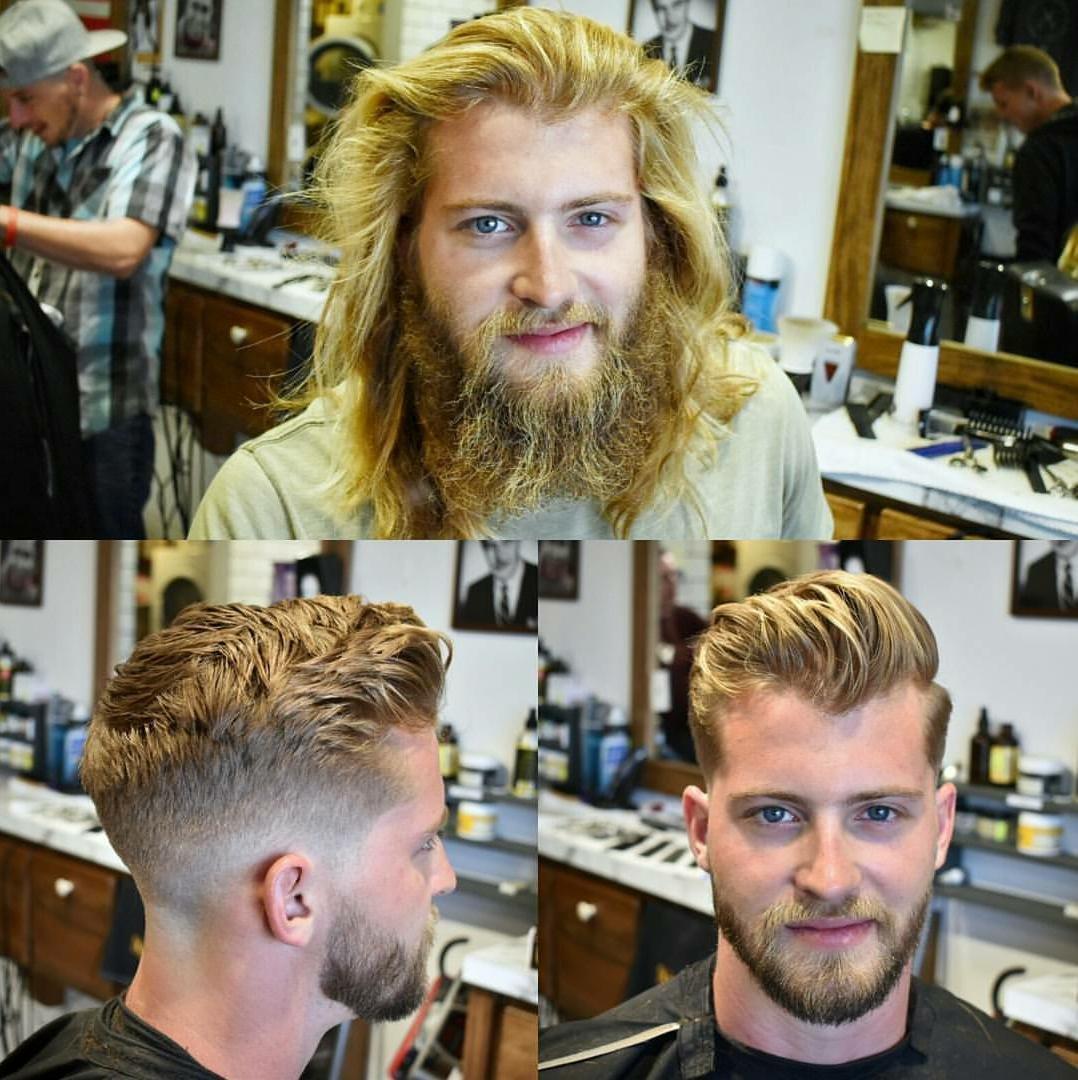 12 мужчин, которые остригли длинные волосы и правильно сделали