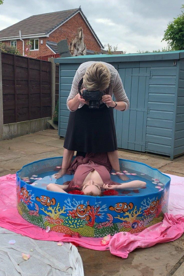 Как сделать фото на отдыхе без самого отдыха, девушка-блогер раскрывает свой секрет