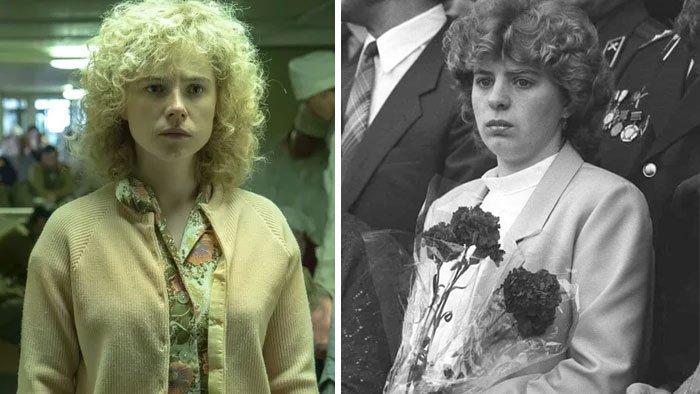 12 сравнений героев сериала «Чернобыль» с реальными людьми, которых они сыграли