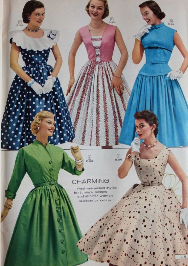 Не все изменения к лучшему или то, как менялись со временем платья выпускниц