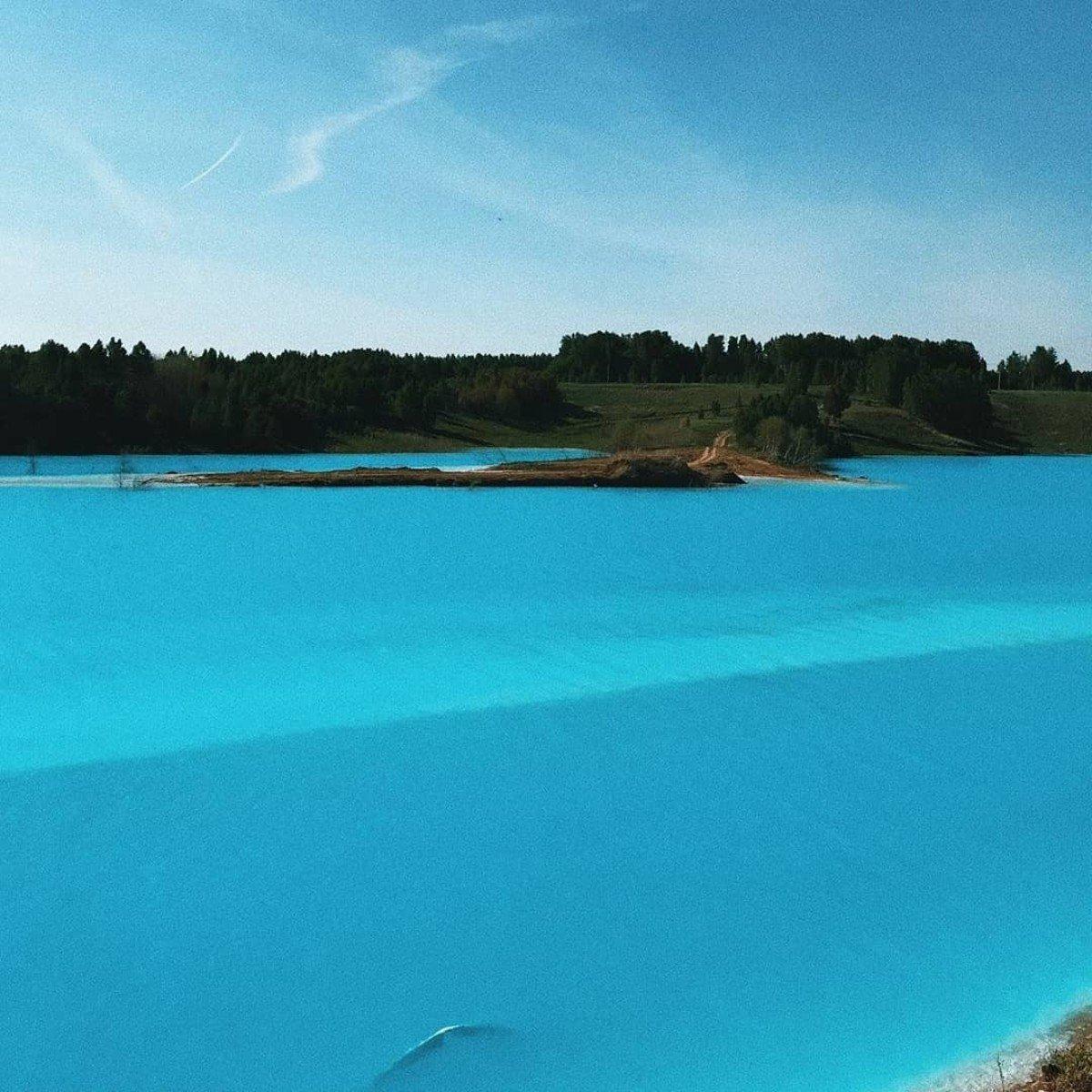 В Новосибирске появились свои Мальдивы, вот только купаться там нельзя