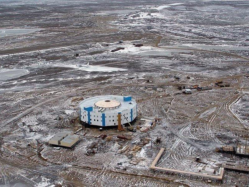 Жизнь за полярным кругом: на краю земли, где время остановилось