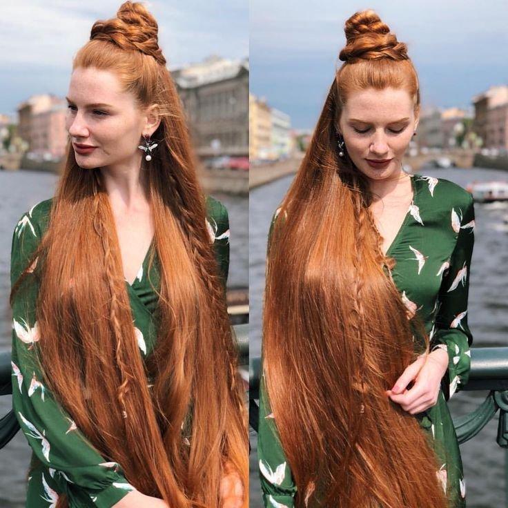 16 фото доказывающих, насколько очаровательны девушки с длинными волосами