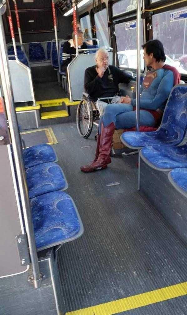 12 комичных ситуаций в общественном транспорте