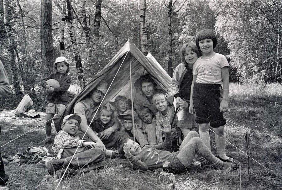 Как развлекались советские дети во времена, когда интернета еще не было