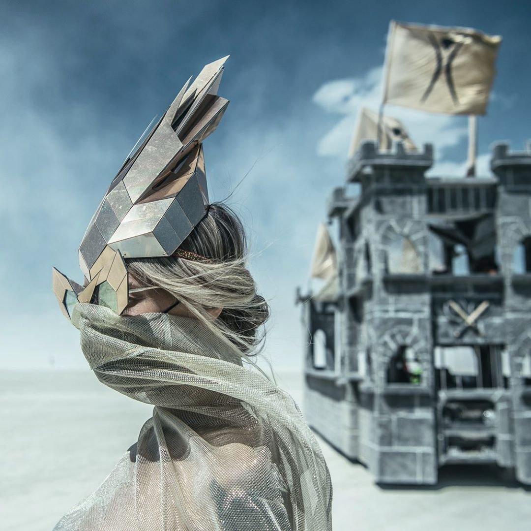 Фото с фестиваля Burning Man 2019 доказывают, что это самое сумасшедшее мероприятие в мире