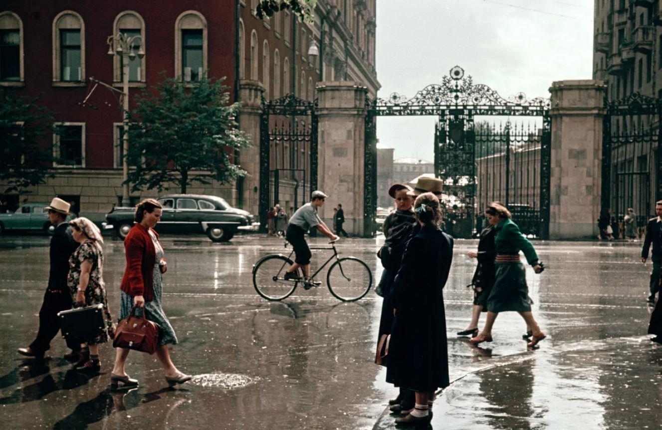 18 фото сделанных в СССР, которые мало кто видел