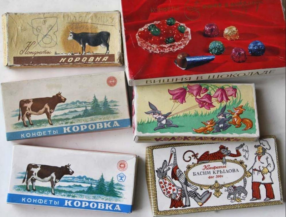 Советские вкусности, по которым многие скучают