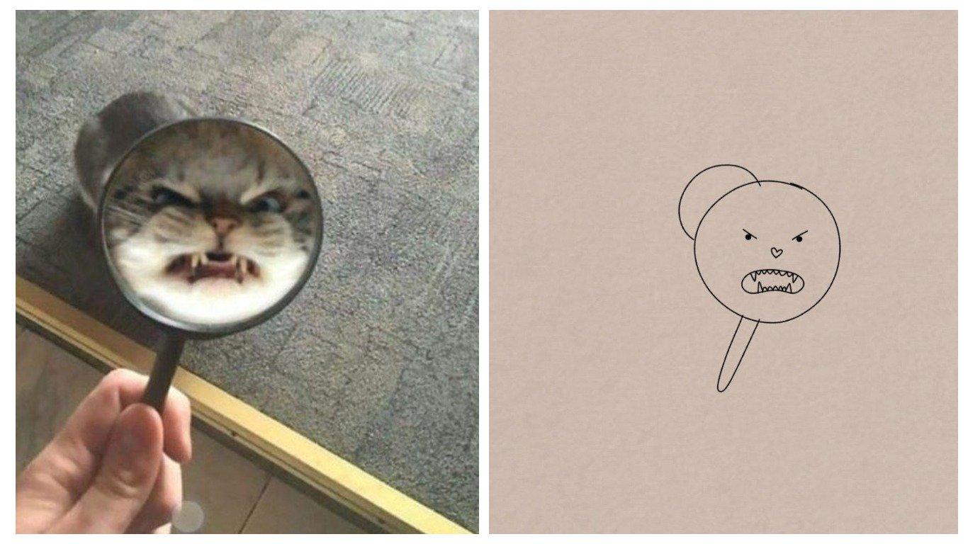 «Плохо нарисованные животные» собрали уже более 100 тысяч подписчиков