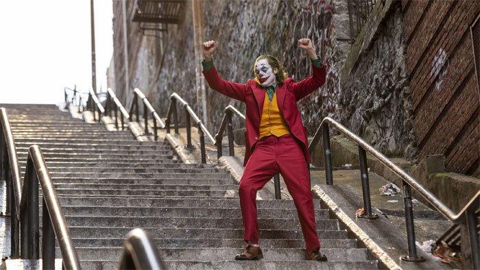 Лестница «Джокера» в Нью-Йорке стала туристической достопримечательностью