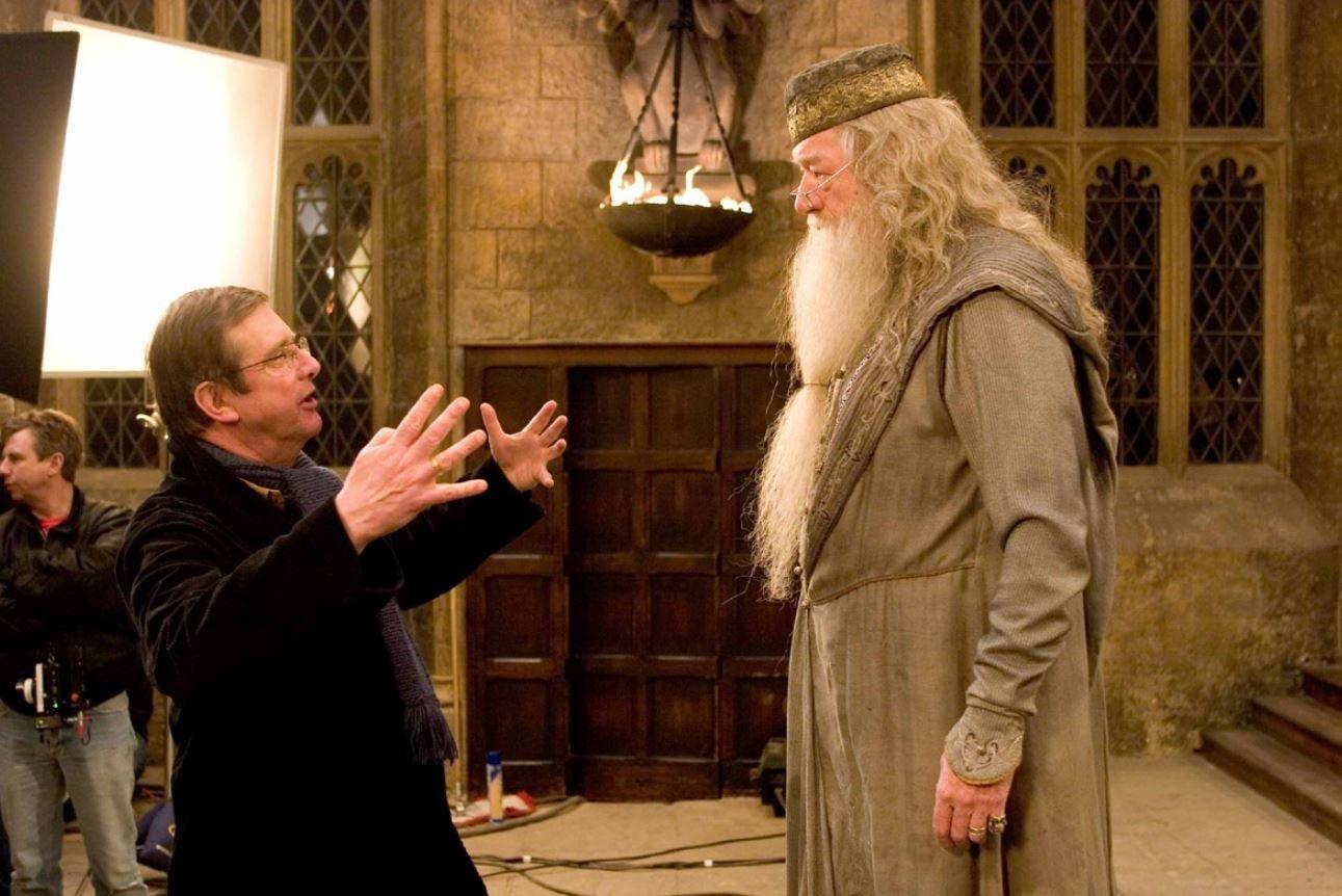 Закадровые снимки со съемок «Гарри Поттера», как отдельная магическая вселенная