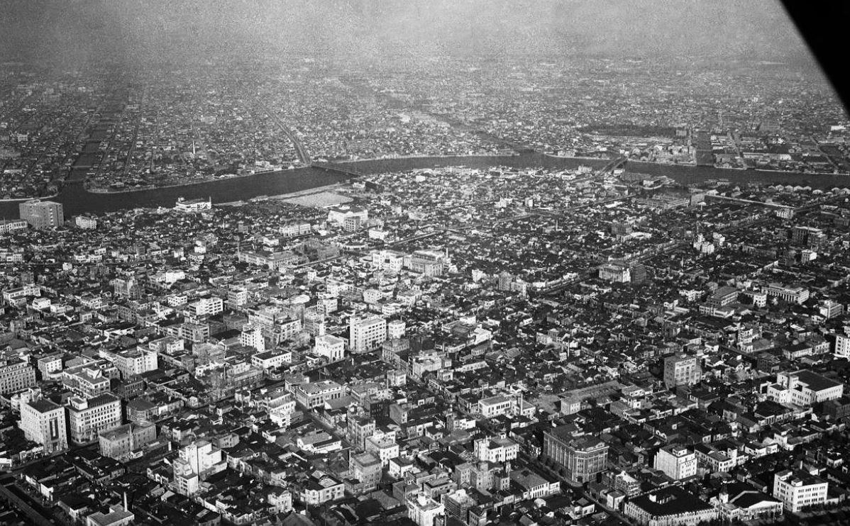 Фото демонстрирующие, как с годами менялись города со всего мира