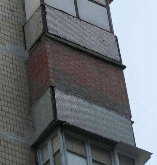 15 балконов, на которые трудно не обратить внимание