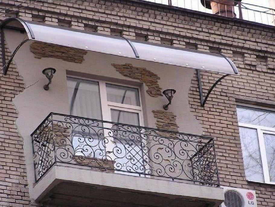 16 примеров оригинальных балконов