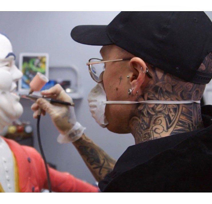 12 десертов-обманок от бывшего татуировщика
