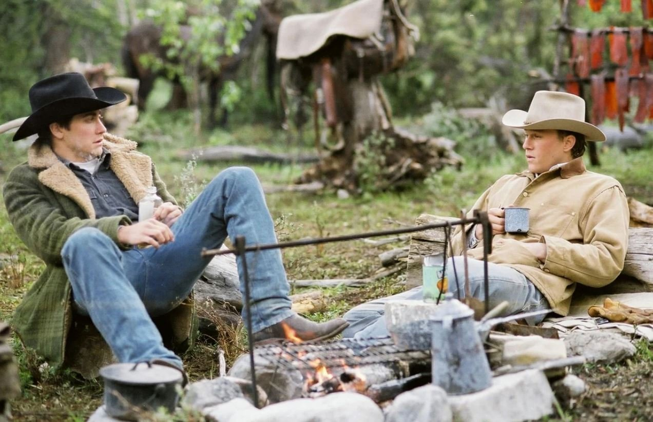 Gif brokeback mountain cowbay gay