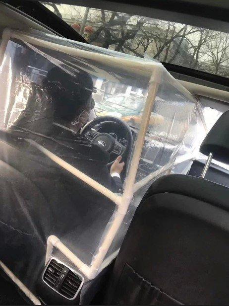 12 фото о непредсказуемости водителей такси