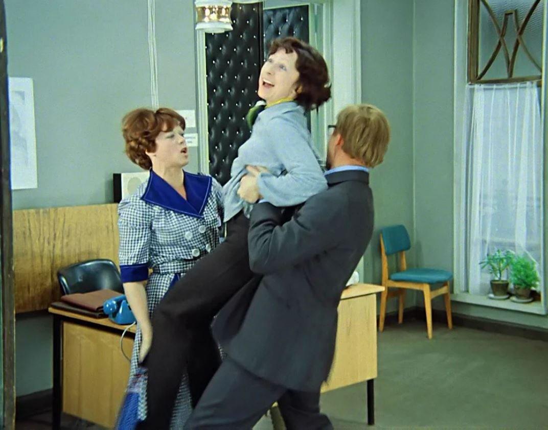 Яркие импровизации, без которых не обошлось в советских фильмах