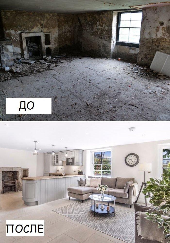 Жуткий подвал превратили в роскошные апартаменты за $592 тыс.
