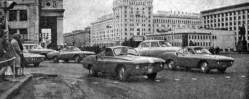 Как из «Запорожца» сделали отечественный Порше: история «Спорт-900»
