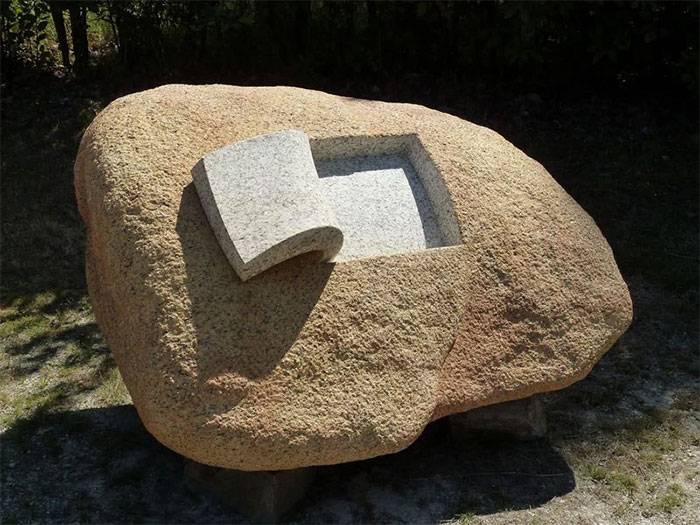 Испанский скульптор и его «мягкие» камни: 14 фото