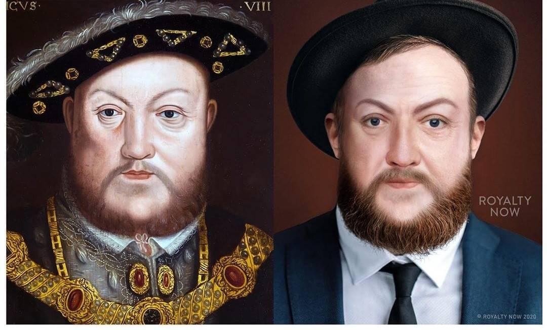 Как бы сегодня выглядели известные исторические личности