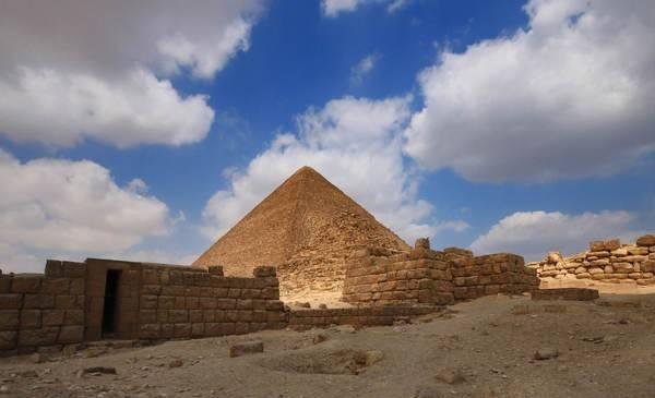 Гробницы фараонов в древнем Египте: 20 фото