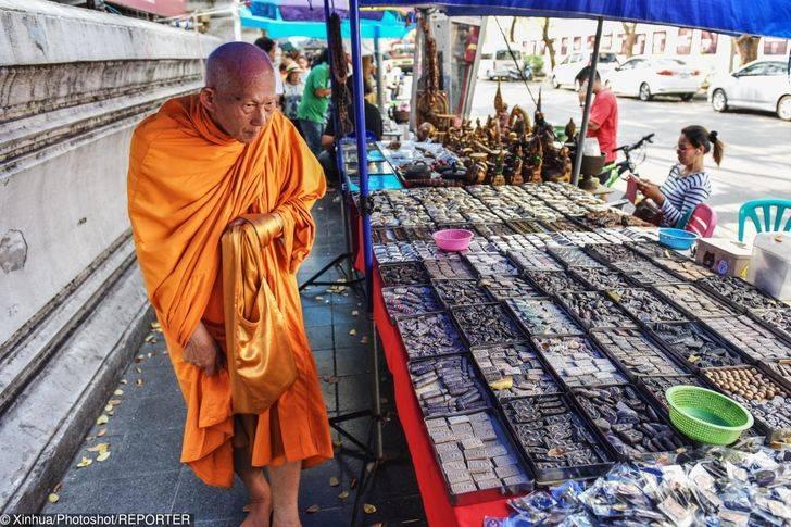 12 фото о Таиланде, уровень экзотики которого зашкаливает